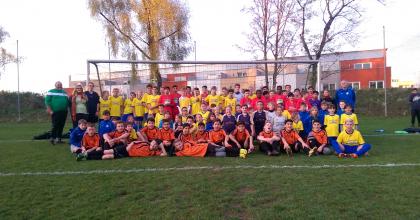 Jugendfußball – die SpVgg 06 Ketsch zu Gast