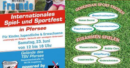 Spiel- und Sportfest 23.06.2018